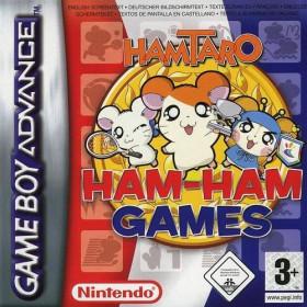 Hamtaro : Ham-Ham Games GBA