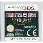 Monster High : 13 Souhaits 3DS