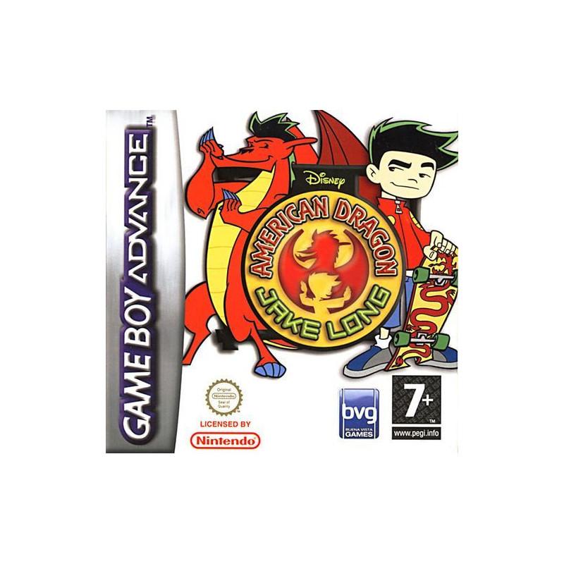 American Dragon : Jake Long GBA