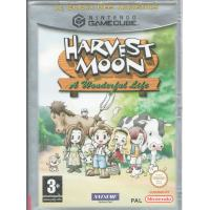 Harvest Moon : A Wonderful Life (Le Choix Des Joueurs) GC