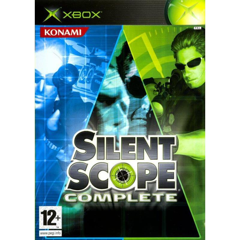 Silent Scope Complete Xbox