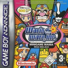 Wario Ware Inc. : Mega...