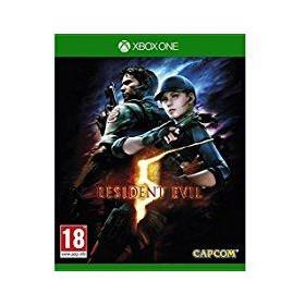 Resident Evil 5 XboxOne