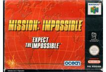 Mission : Impossible N64