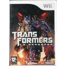 Transformers : La Revanche Wii