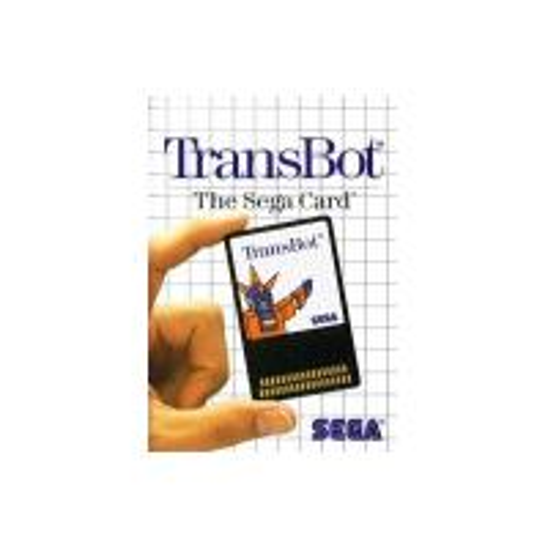 TransBot en boîte (The Sega Card) MS