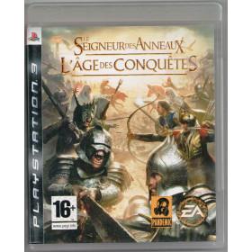 Le Seigneur des Anneaux : L'Age des Conquêtes PS3