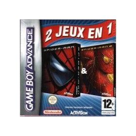 Spider-man 1 et 2 GBA