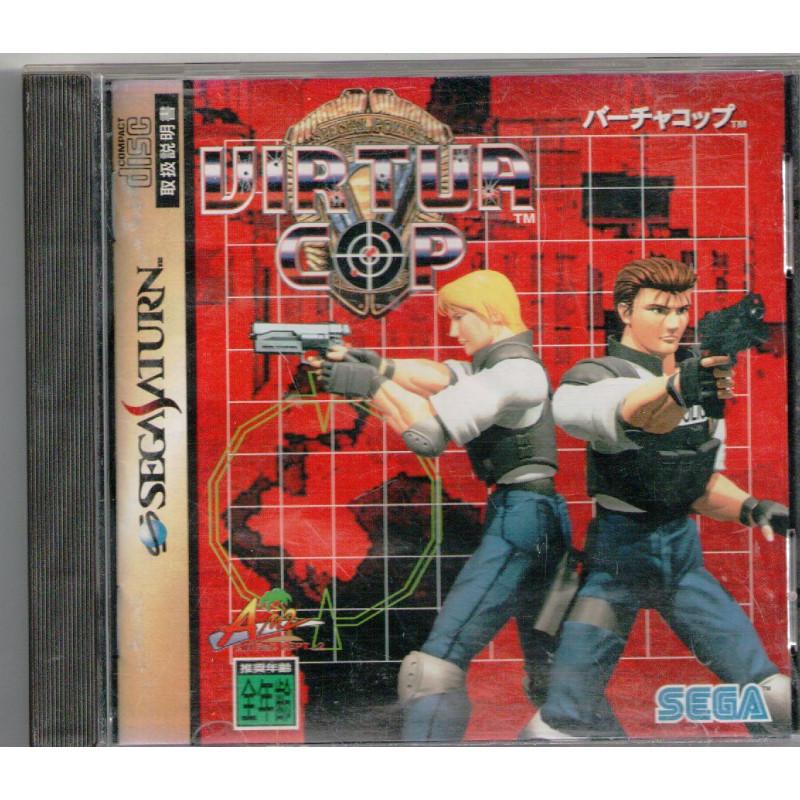 Virtua Cop (Import JAP) SATURN