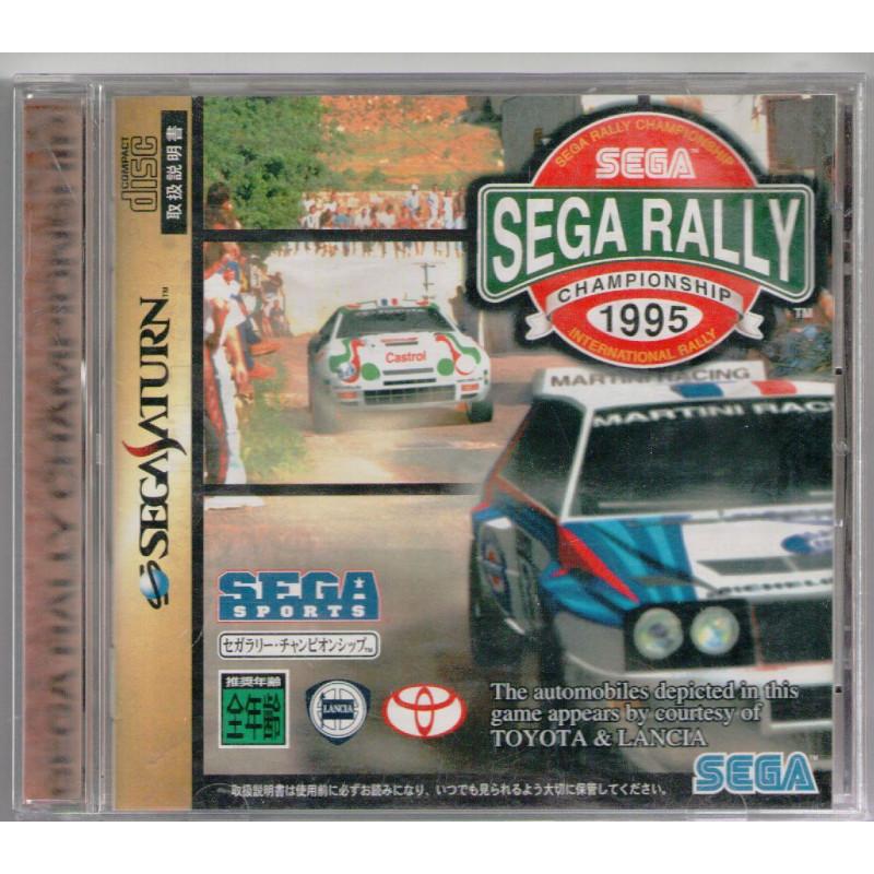 Sega Rally ChampionShip 1995 (Import JAP) SATURN