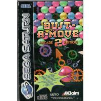 bust a move 2 SATURN