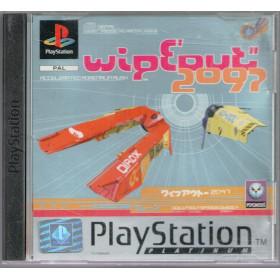 WipEout 2097 (platinum) PSX