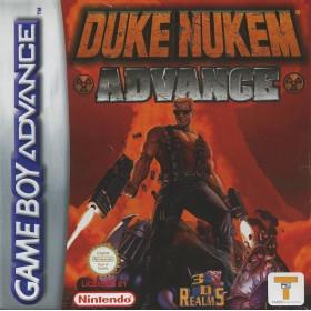 Duke Nukem Advance GBA