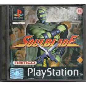 Soul Blade PSX