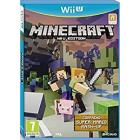 Minecraft + Super Mario Mash Up Pack WIIU