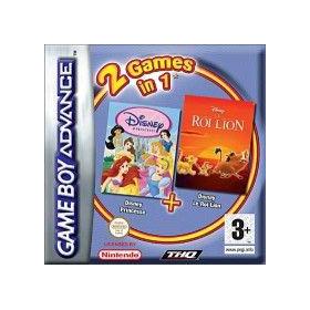 2 jeux en 1 Disney...