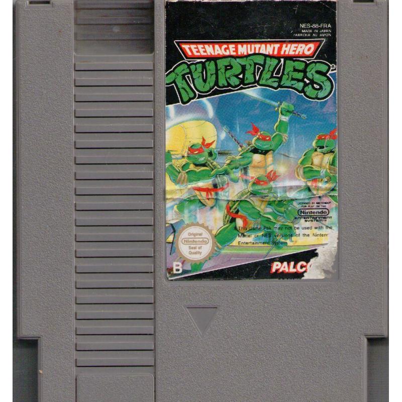 Teenage Mutant Ninja Turtles NES