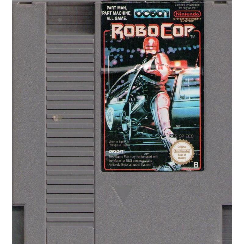 RoboCop NES