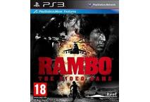 Rambo : The Video Game PS3