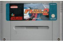F1 Pole Position 2 SNES