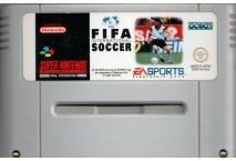 FIFA International Soccer SNES