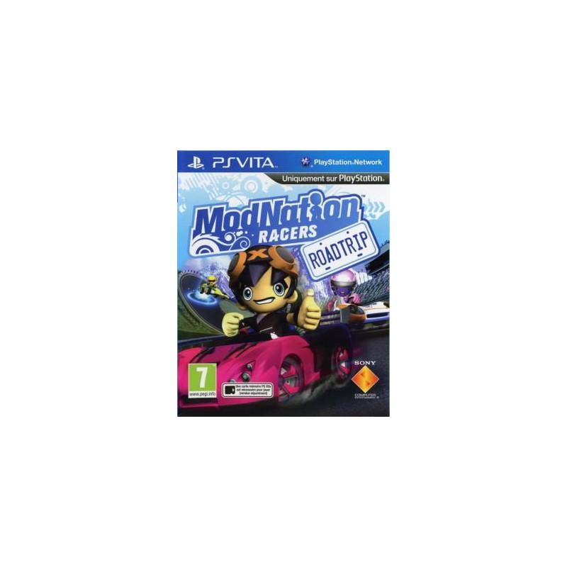 ModNation Racers : Road Trip VITA