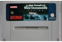 Nigel Mansell's World Championship SNES