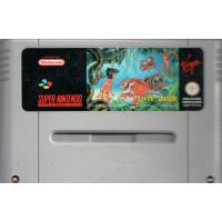 Le Livre de la Jungle SNES