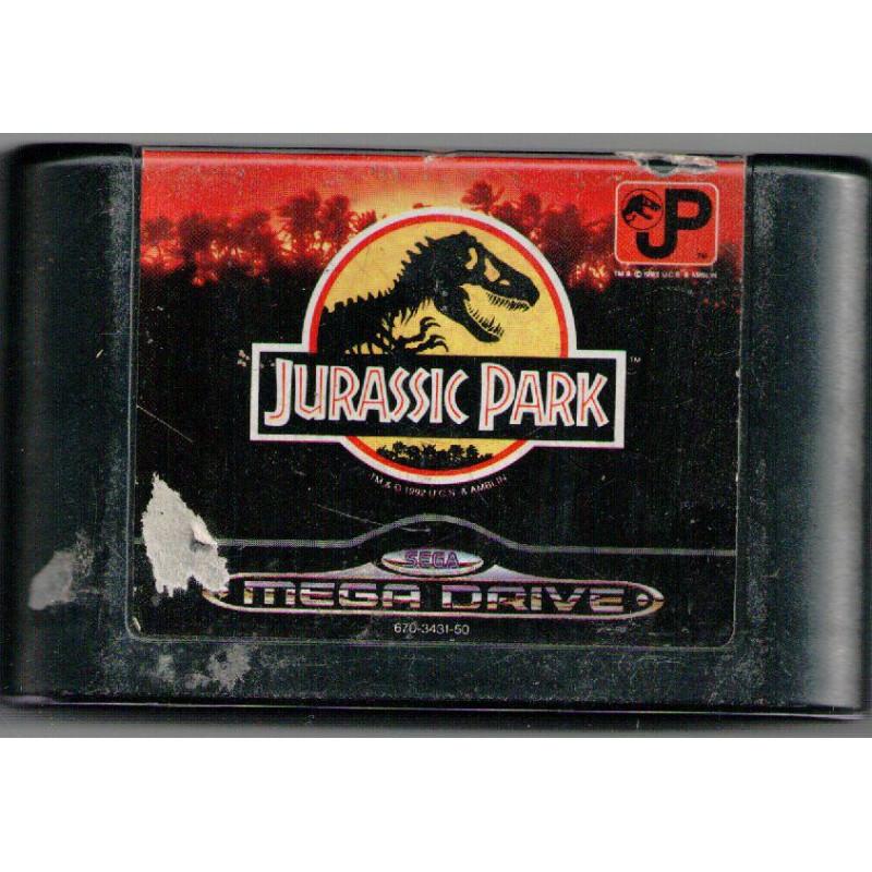 Jurassic Park MD