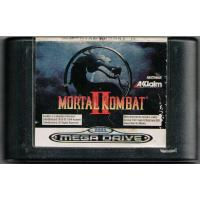 Mortal Kombat II MD