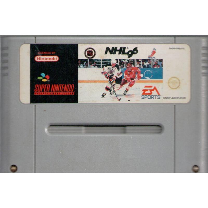 NHL 96 SNES