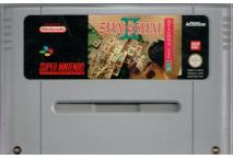Shanghai II : Dragon's Eye SNES