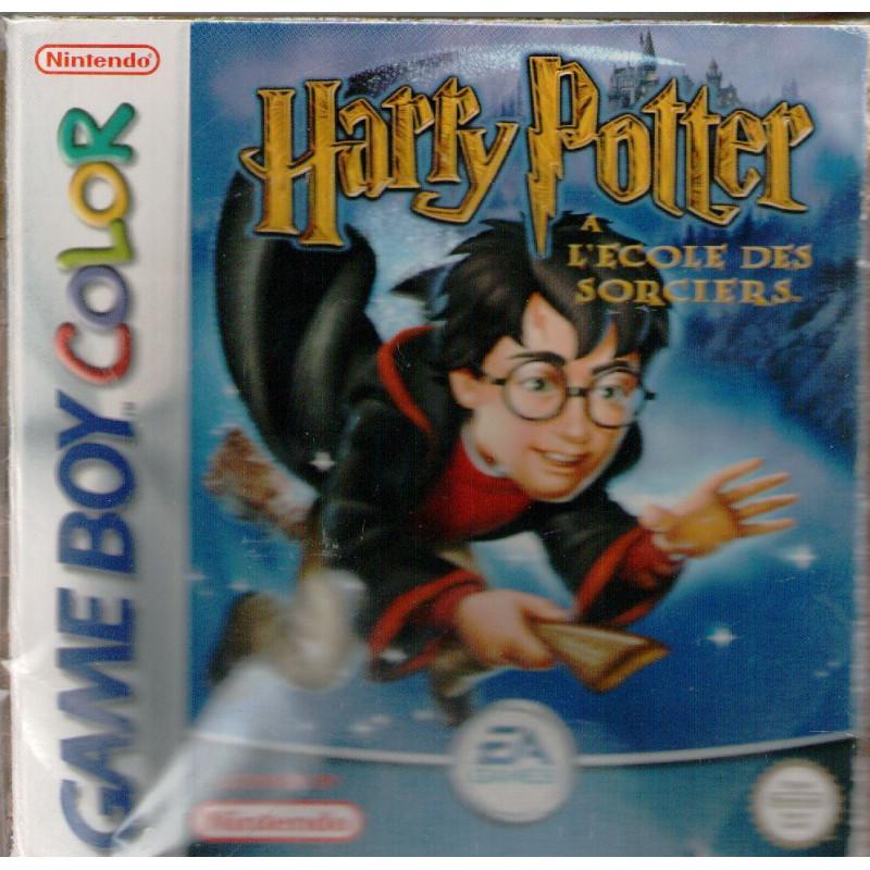 Harry Potter à l'Ecole des Sorciers GBC