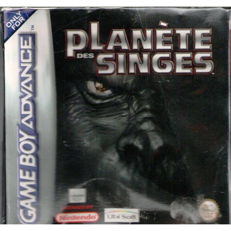 Planète des Singes GBA
