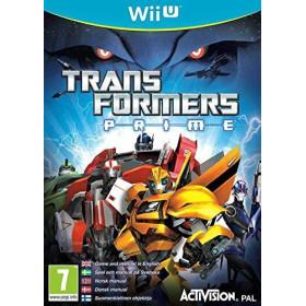 Transformers : Prime WiiU