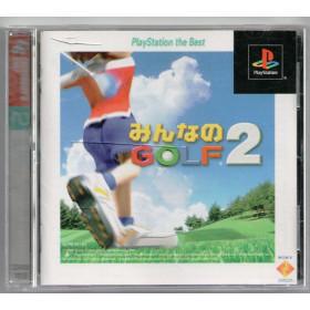 Golf 2 (import JAP) PSX