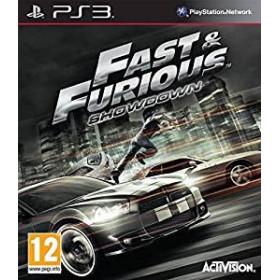 Fast & Furious : Showdown PS3