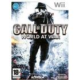 Call of Duty : World at War...