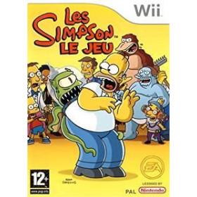Les Simpson le jeu Wii