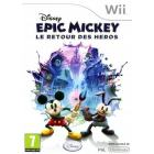 Disney Epic Mickey : le...