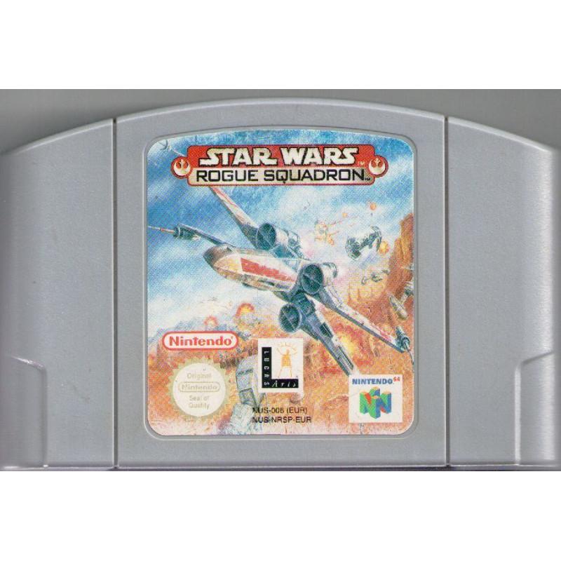 Star Wars : Rogue Squadron N64