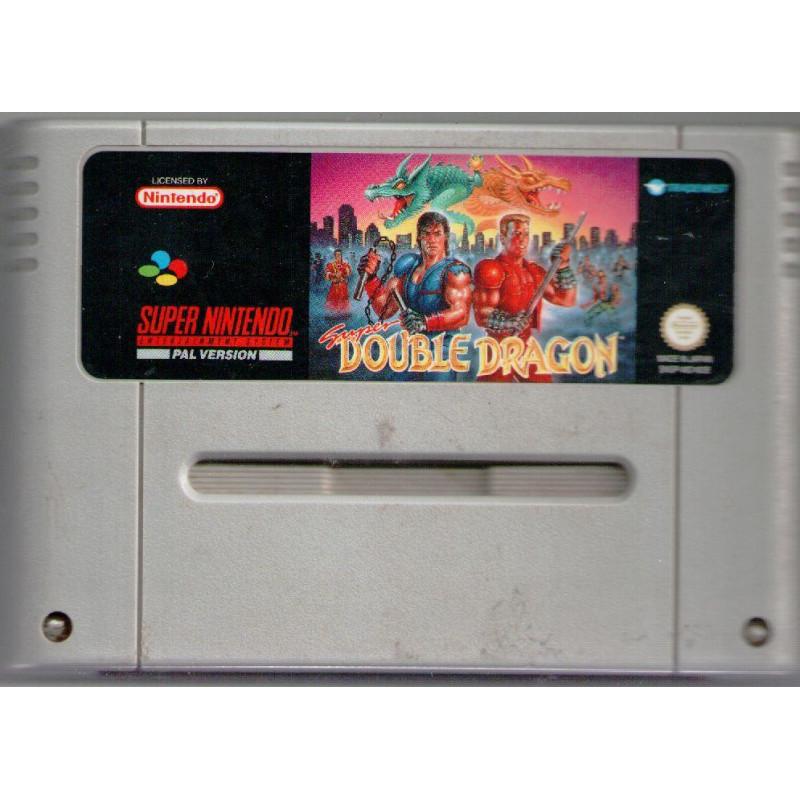 Super Double Dragon SNES