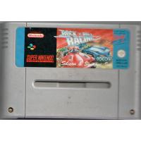 Rock N' Roll Racing SNES