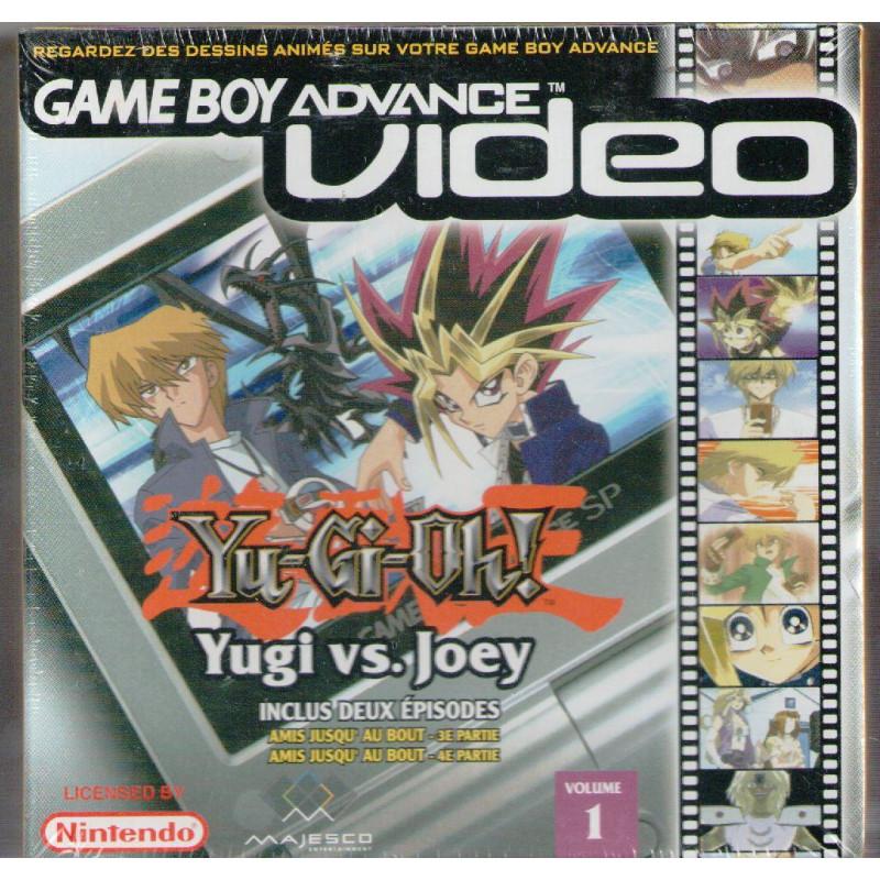 Yu-Gi-Oh yugi vs joey GBA