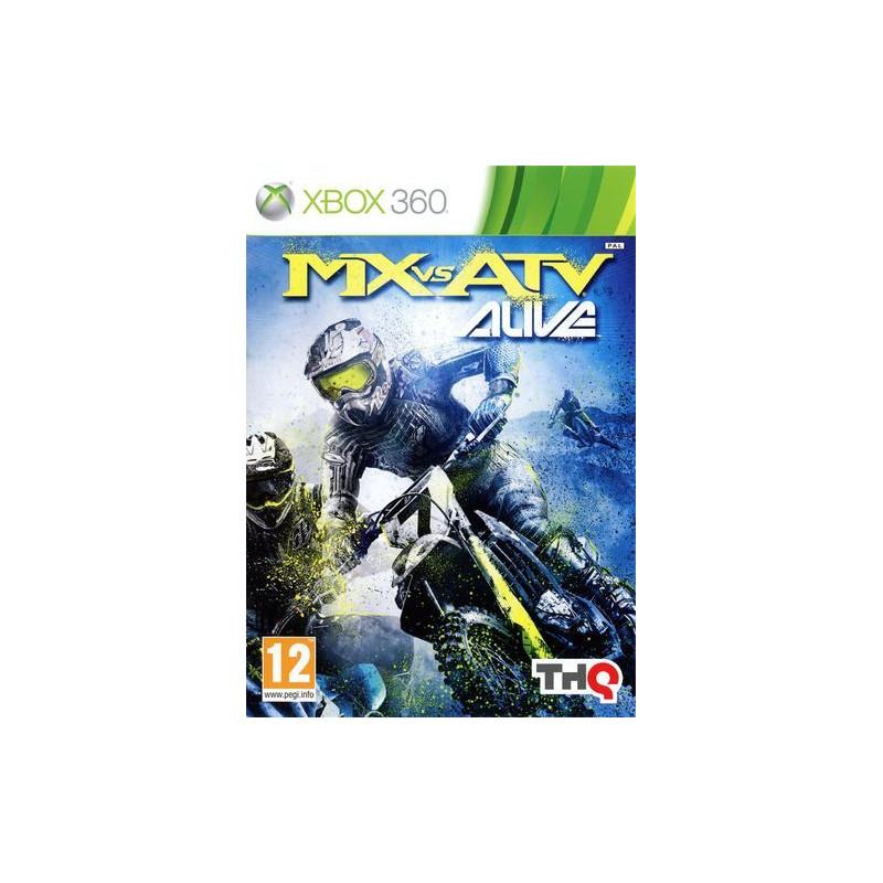 MX vs ATV ALIVE Xbox360