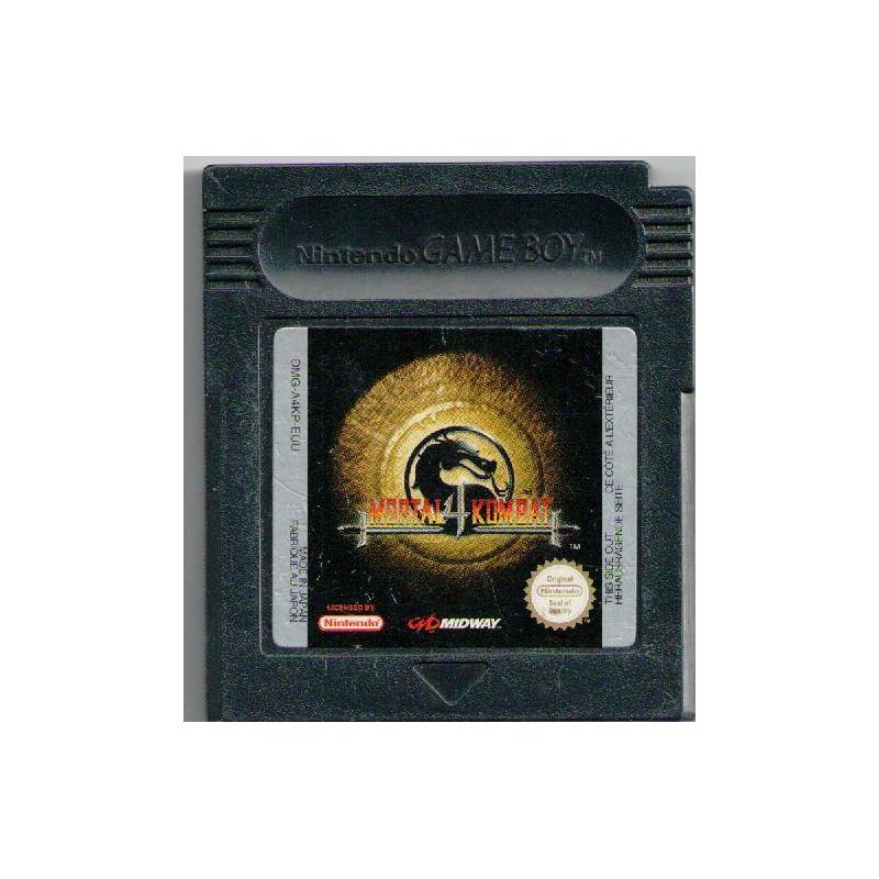 Mortal Kombat 4 GB