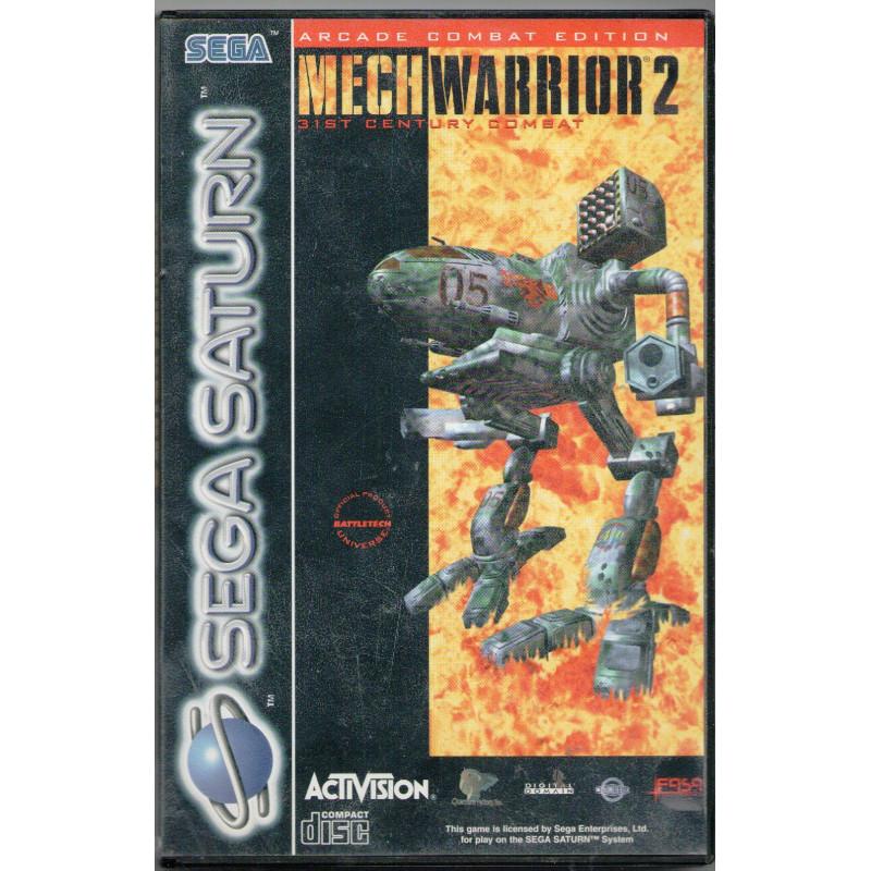 MechWarrior 2 SATURN