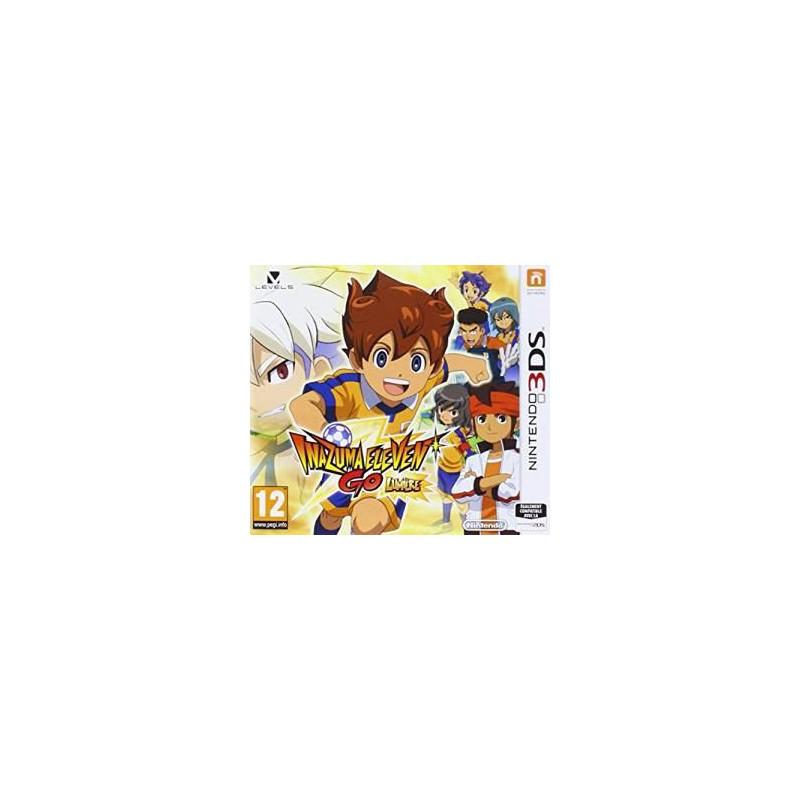 Inazuma Eleven Go : Lumiere 3DS
