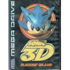 Sonic 3D : Flickies' Island MD