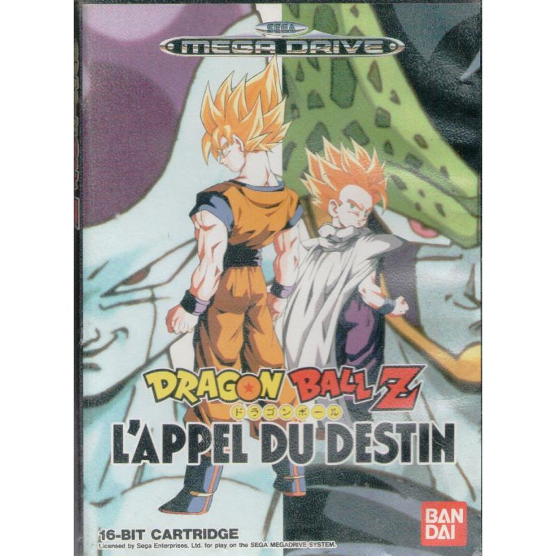 Dragon Ball Z : L'Appel Du Destin MD
